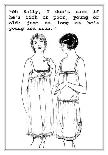 Roaring Twenties - 'Sally'