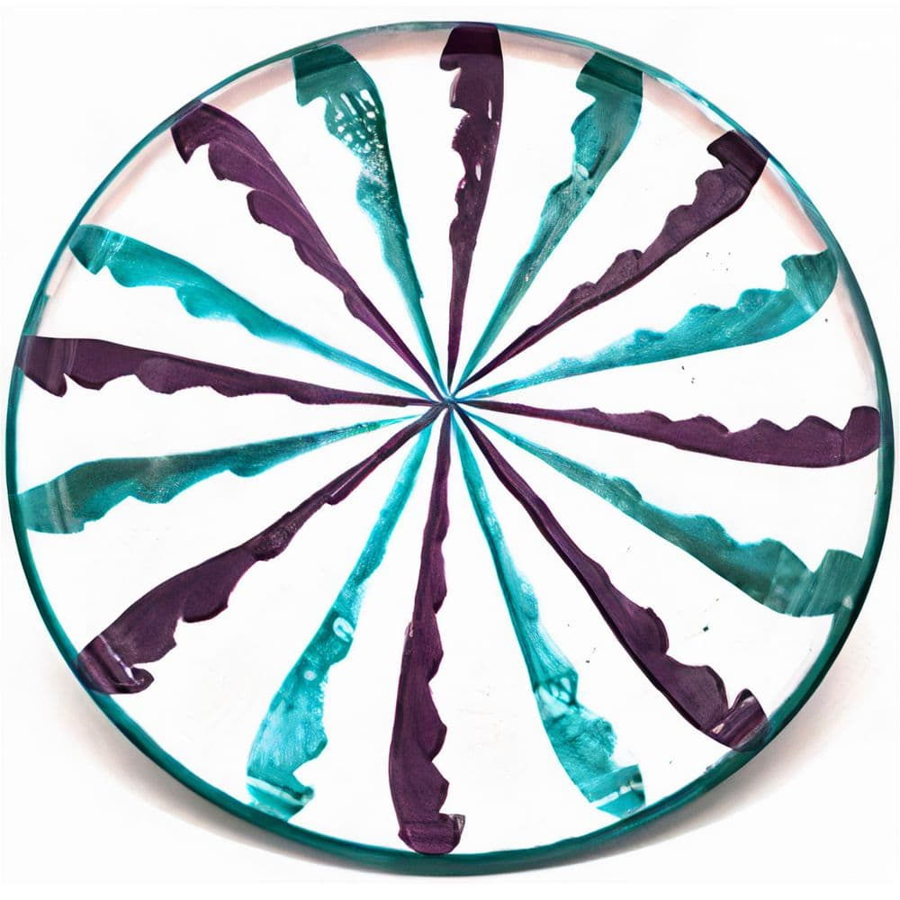 Andalusian Ceramics - Raya Charger Plate - Various Colours Available