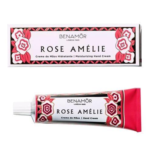 Benamôr - Moisturising Hand Cream - Rose Amélie