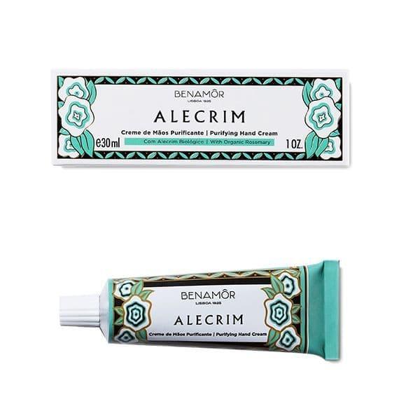 Benamôr - Purifying Hand Cream - Alecrim