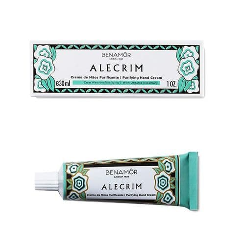 Benamôr - Purifying Hand Cream - Alecrim