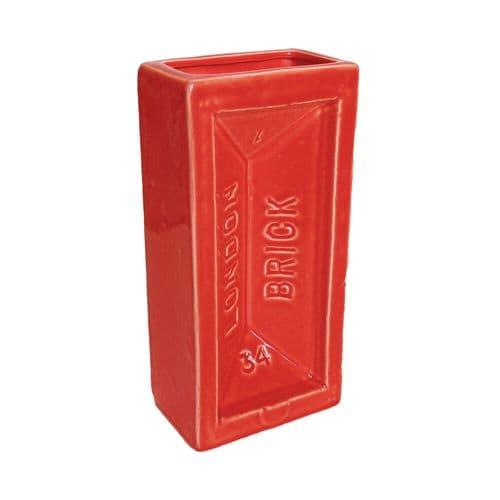 Brick Vase/Utensil Holder - Various Colours Available