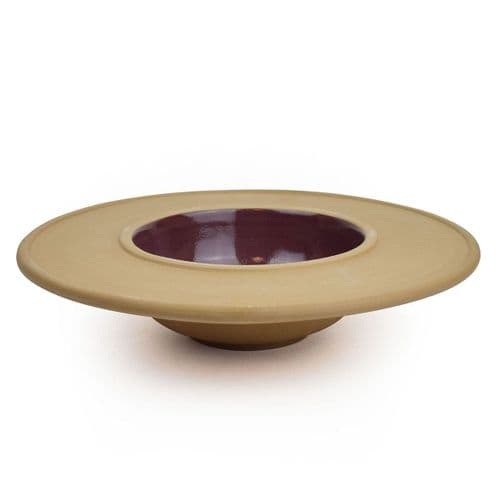 Bucci - Priest's Hat Bowl - Purple