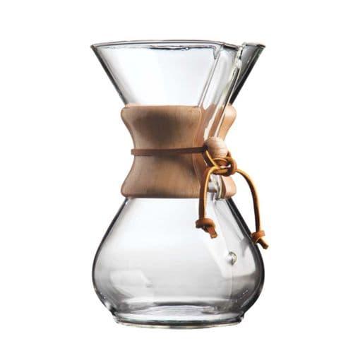 Chemex Coffee Maker - Six Cup Classic