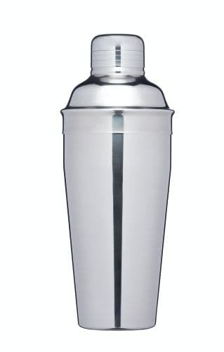 Cocktail Shaker - Insulated 2 Wall - Stainless Steel