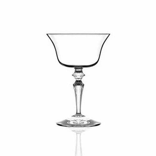 Crystal Glass Coupe