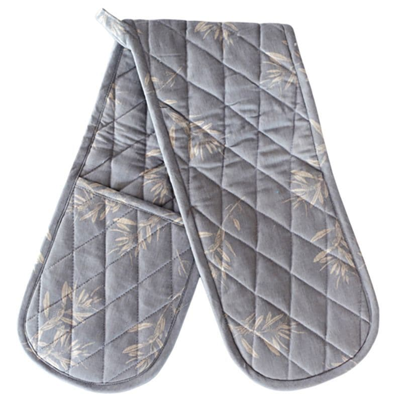 Double Oven Glove - Olive Grove - Various Colours Available