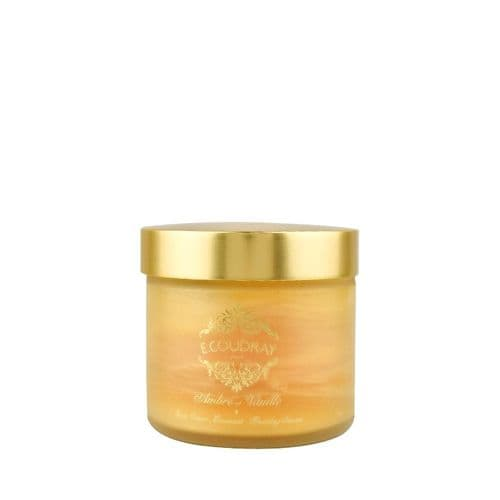 E Coudray Foaming Bath Cream - Ambre et Vanille 250ml