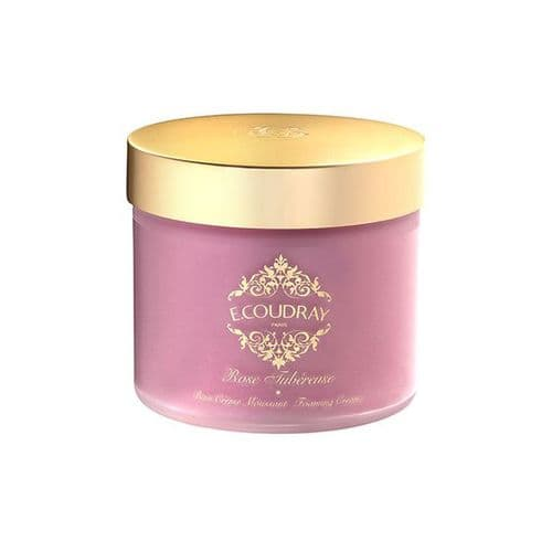 E Coudray - Foaming Bath Cream - Rose Tuberose