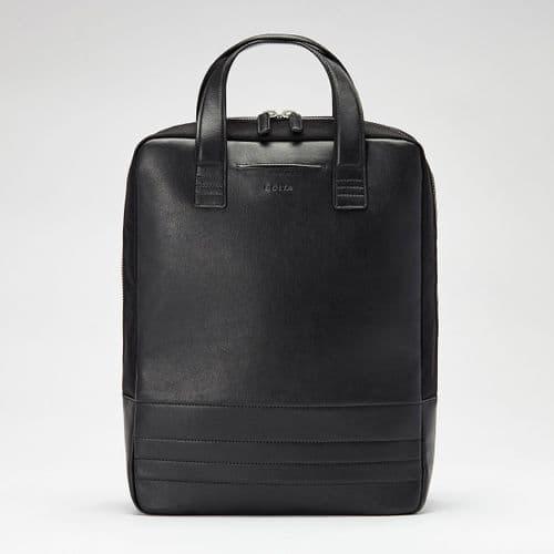 Eco Workbag / Backpack - Black