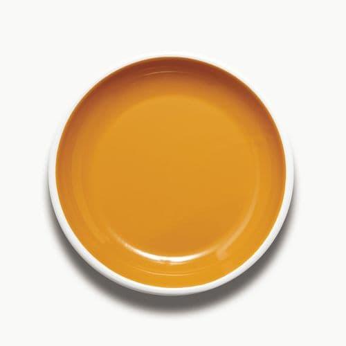 Enamelware - Plate 26cm - Mandarin