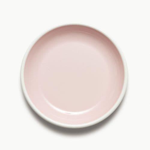 Enamelware - Plate 26cm - Powder Pink