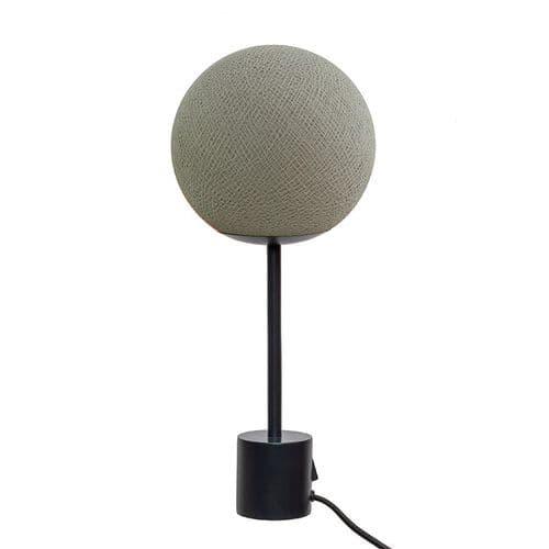 Globe Lamp - Grey