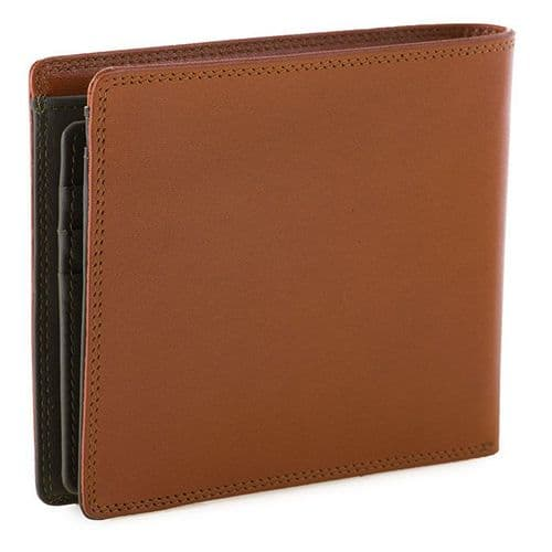 Men's Large Flap Wallet - Various Colours Available