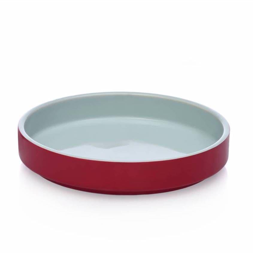 Milanese Ceramics - Shallow Bowl