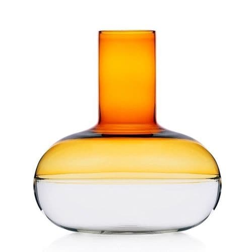 Milanese Glass -  Duo Colour Decanter