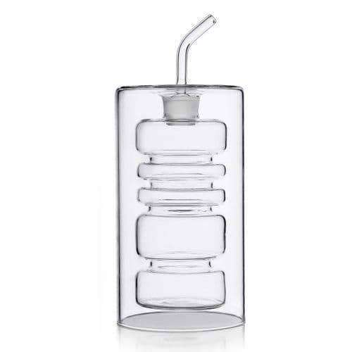 Milanese Glass -  Oil/Vinegar Drizzler - Ring