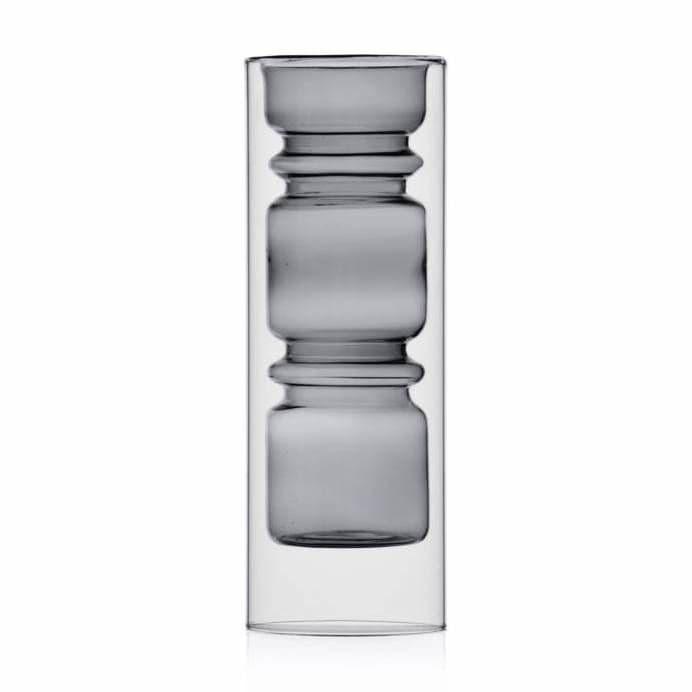 Milanese Glass - Rings Vase