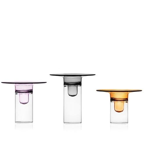 Milanese Glass - Test Tube Candle Holder
