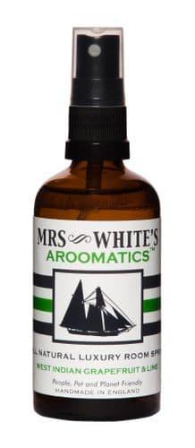 Mrs White's - Aroomatics (Room Spray) 100ml