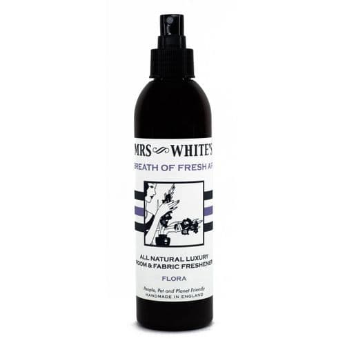 Mrs White's - Breath of Fresh Air - Flora (Fabric Freshener) 250ml