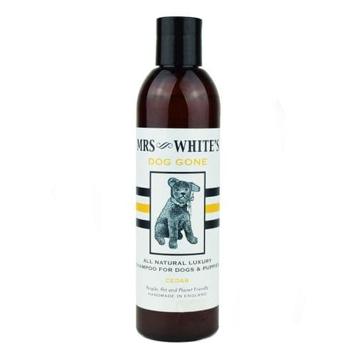 Mrs White's - Dog Gone (Puppy and Dog Shampoo) 250ml
