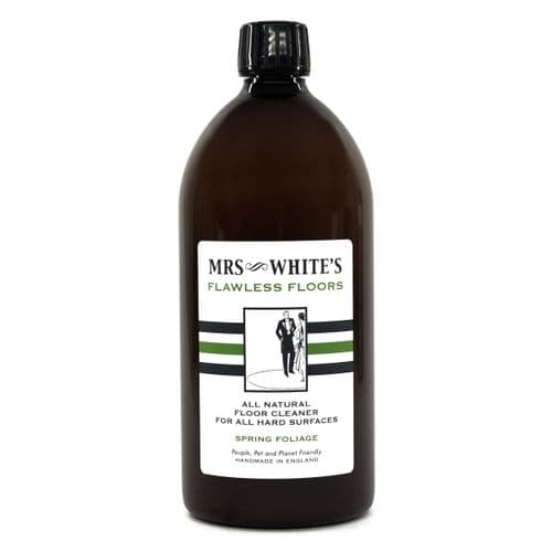Mrs White's - Flawless Floors (Floor Cleaner) 1L