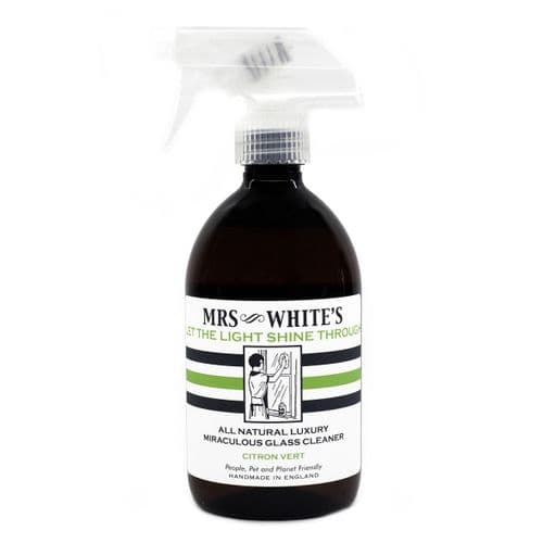 Mrs White's - Let The Light Shine Through (Glass Cleaner) - 500ml