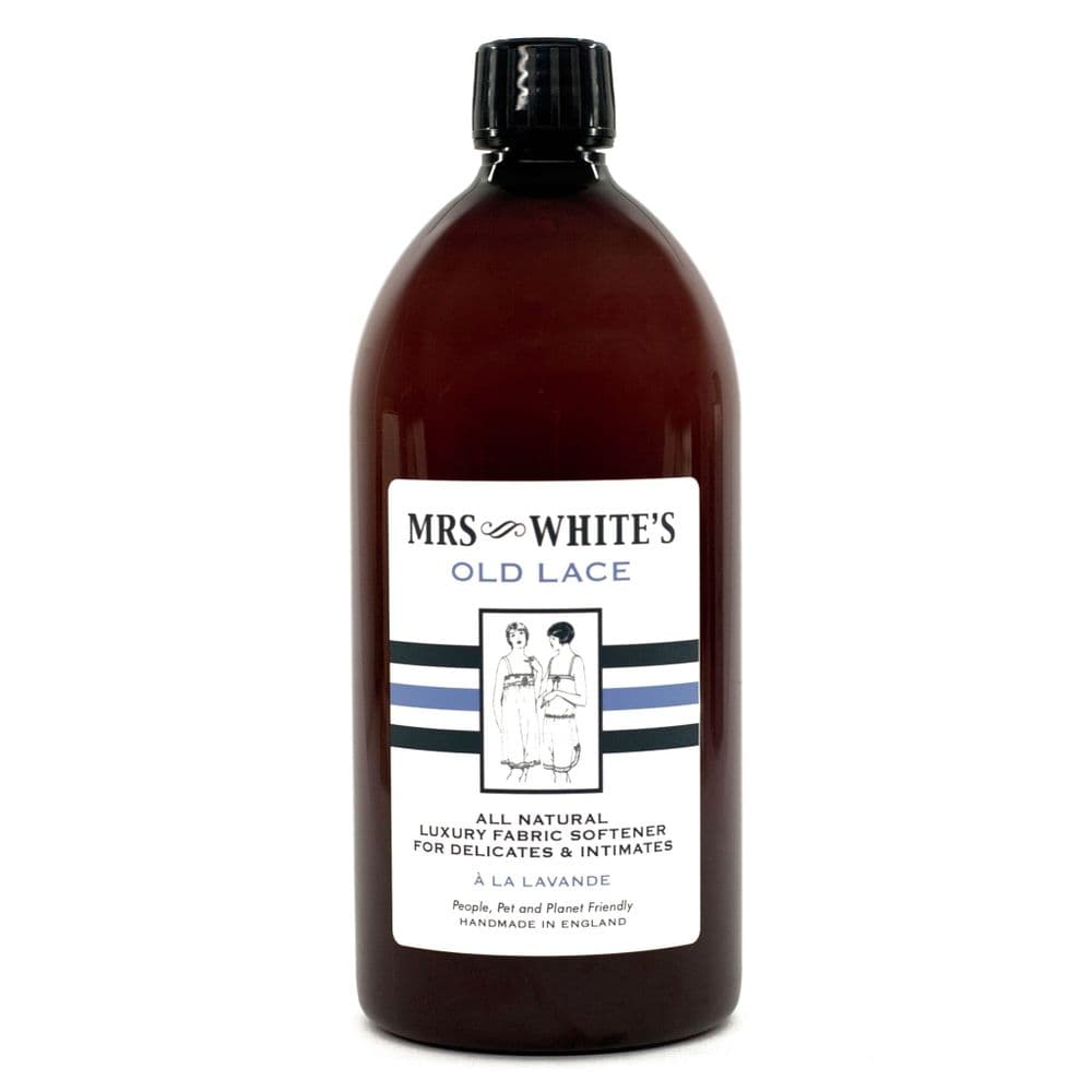 Mrs White's - Old Lace - Fabric Softener For Delicates & Intimates - 1L