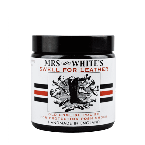 Mrs White's - Swell for Leather (Leather Polish) 120ml