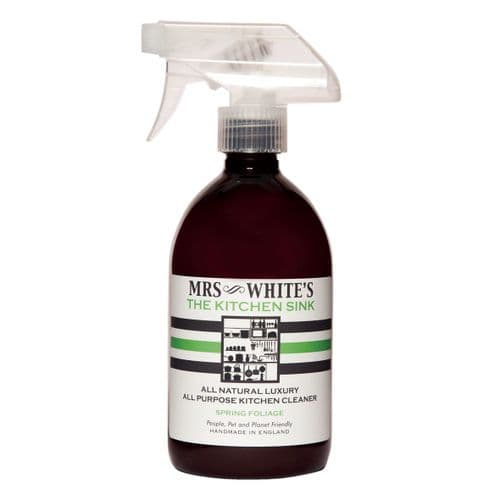 Mrs White's - The Kitchen Sink (Kitchen Cleaner) 500ml