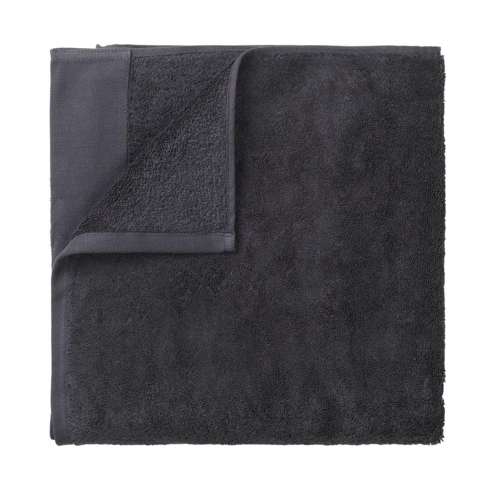 Organic Cotton Bathroom Bath Towel - Slate Grey