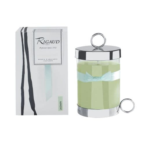Rigaud - Complete Candle With Lid - Jasmine