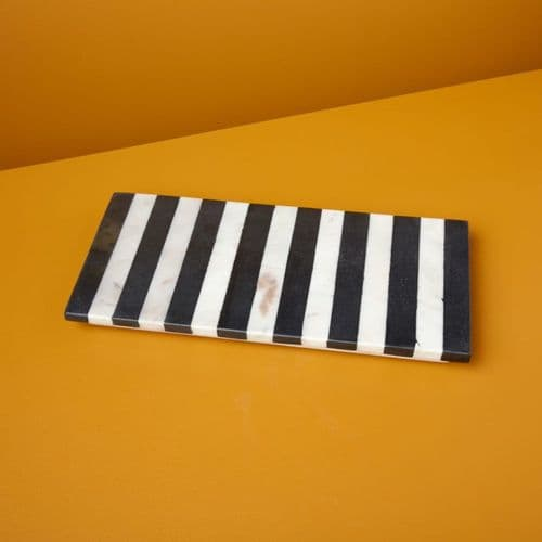 Striped Marble - Serving Board