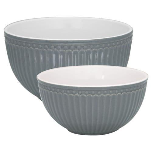 Vivid Porcelain - Serving Bowl - Set Of 2
