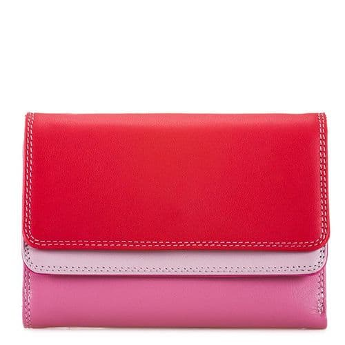 Women's Double Flap Purse - Various Colours Available