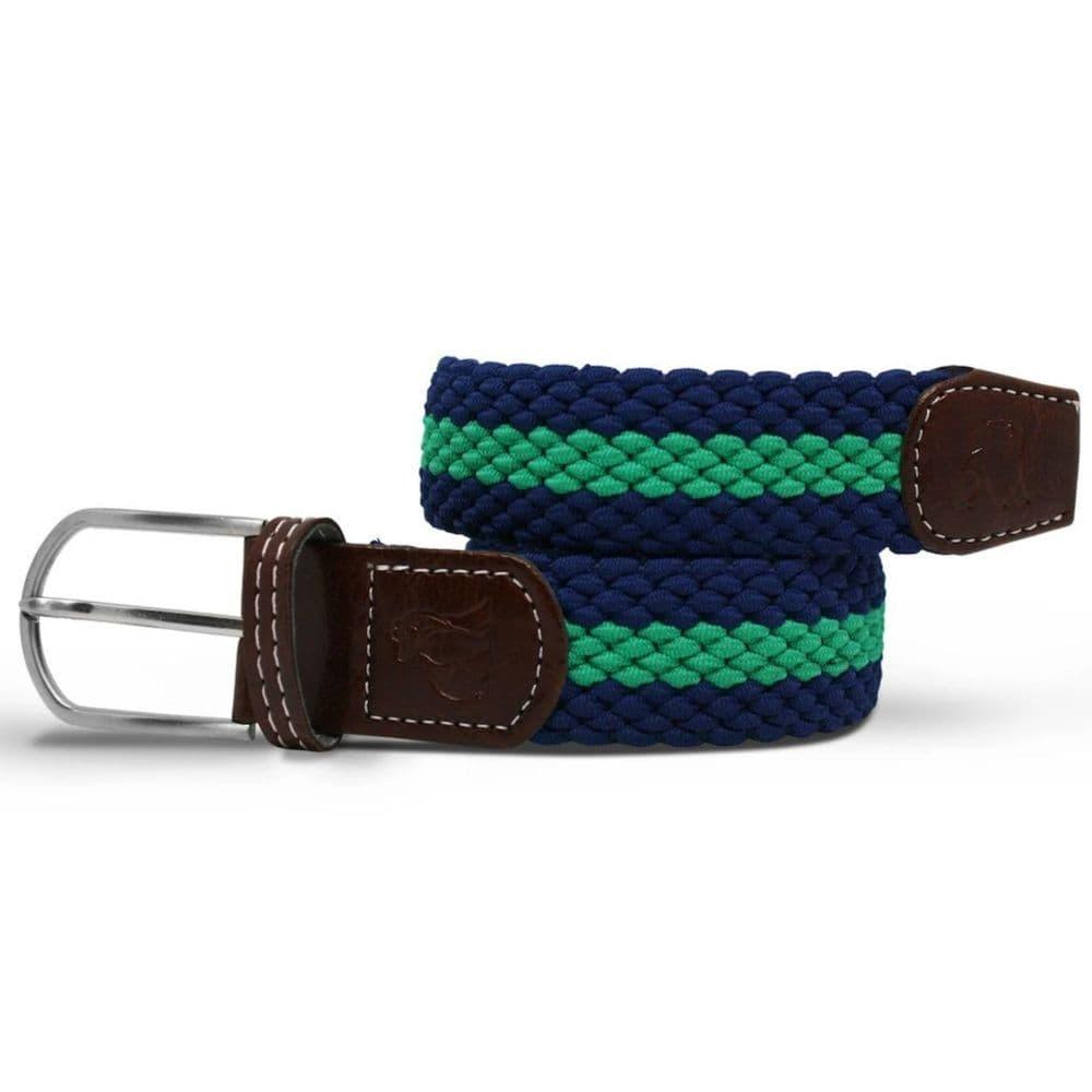 Woven Belt - Striped - Various Colours