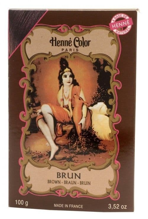 Brown Henne Natural Henna Hair Dye | World's End Natural Products