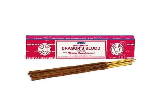 Nag Champa Dragon's Blood Insense Sticks 15g