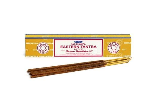 Nag Champa Eastern Tantra Incense Sticks 15g