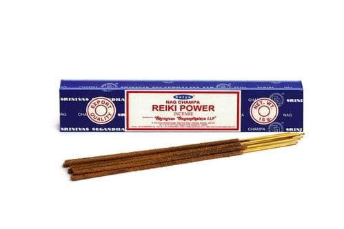 Nag Champa Reiki Power Insense Sticks 15g