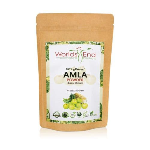 Natural Amla Hair Powder 100g