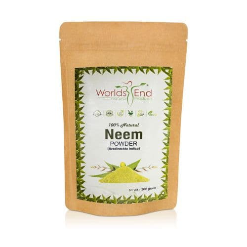 Natural Neem Hair Powder 100g