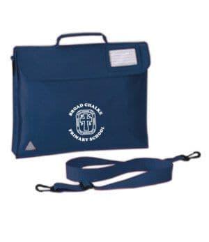 Broad Chalke School Book bag with strap
