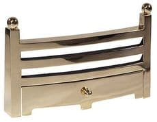 16 Bauhaus Fret in Antique Brass effect (FRET 016)