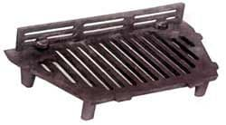 16 inch A.L. Stool Grate including upstand  BG012