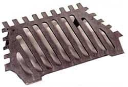 16 inch Queen Star Grate with legs BG030