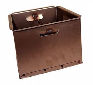 A002  18-24 Inch Baxi Lift Out Ash Pan  Cat: 000179