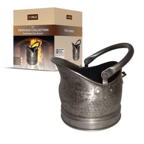 Deville Heritage Traditional Coal Bucket - DEV786