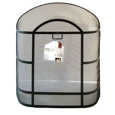 Heavy duty domed spark guard DEV 003